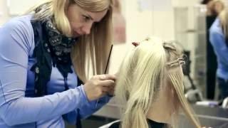 Backstage курс «Наращивание волос» в Academy Fashion Kings