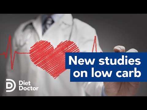 Low carb to improve health markers and vascular function?