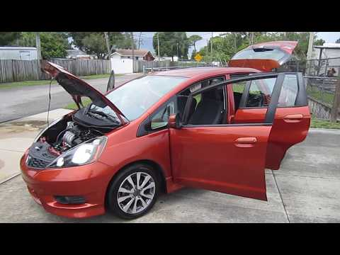 SOLD 2012 Honda Fit Sport One Owner Meticulous Motors Inc Florida For Sale