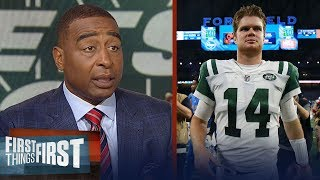 Cris Carter on Sam Darnold