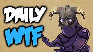 Dota 2 Daily WTF - You Shall Not...