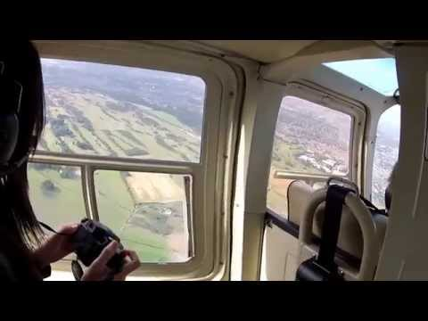 helicopter tour of edinburgh go pro