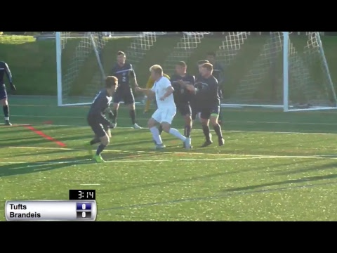 Fall 2017 - Mens Soccer -  NCAA Elite Eight - Tufts vs. Brandeis