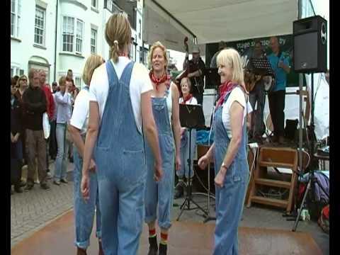 Stampede dance group