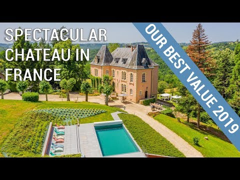 Best 2019 Chateau Bargain? Beautiful Chateau For Sale In The Limousin - Ref. :94361JF19
