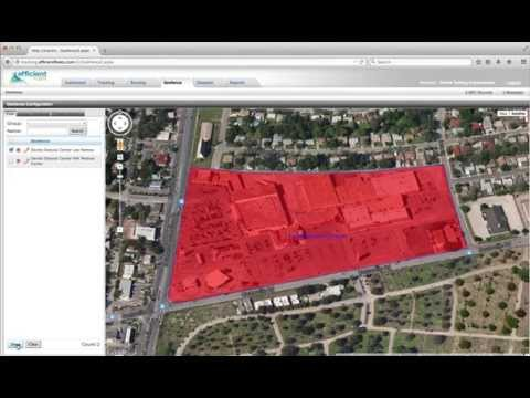 How to Create A Polygon Geofence - Milo Fleet Management System