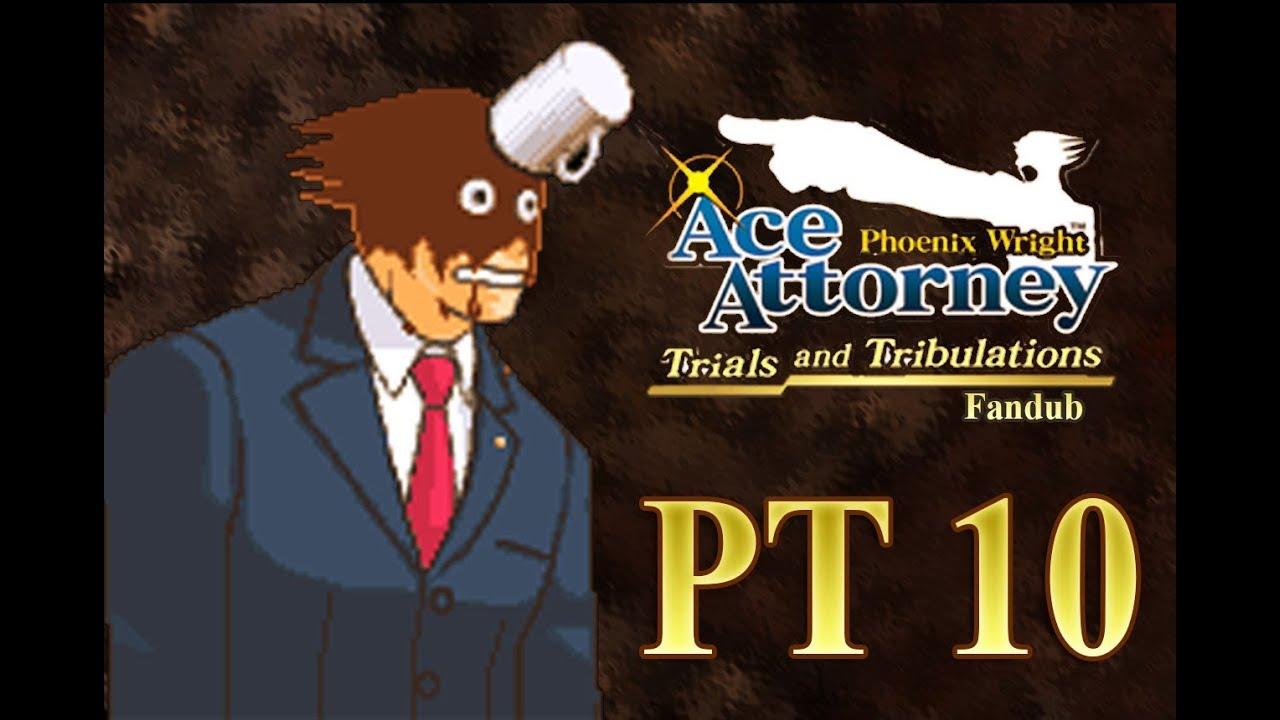 Phoenix Wright Trials And Tribulations Let S Dub Pt 10 Godot
