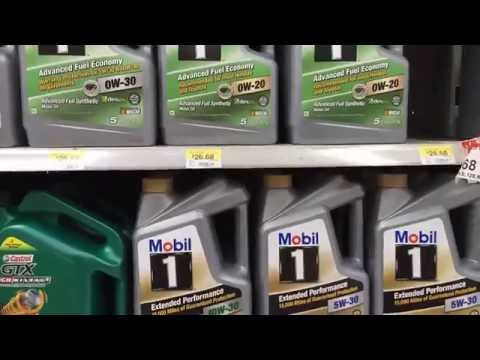 Best Deal On Motor Oil And Filters Synthetic Or  Conventional