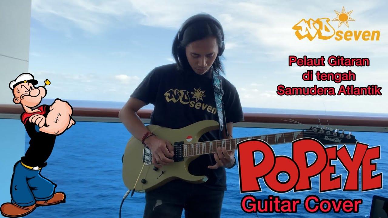 Popeye's Waltz Guitar - Russ Barenberg |Popeye Guitar