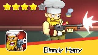 Bloody Harry Level 8 Walkthrough Chop Chop! Hunt veg zombies! Recommend index four stars