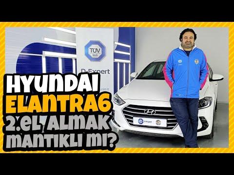 Hyundai Elantra 6 Detaylı İnceleme - Elantra Artıları, Eksikleri, Kronik Sorunları