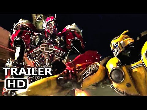 "BUMBLEBEE ""Broken Arm"" Trailer (NEW 2018) John Cena, Transformers Movie HD"