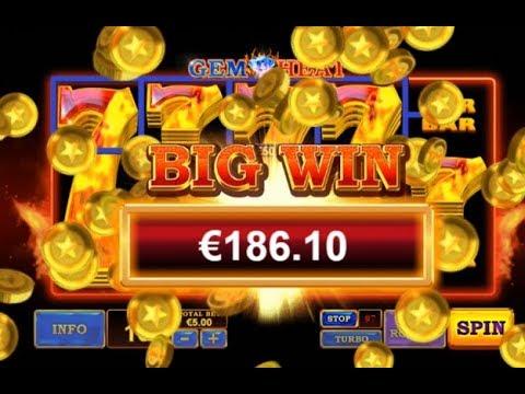 Gem Heat Online Slot from Playtech - Free Games - Big Wins!