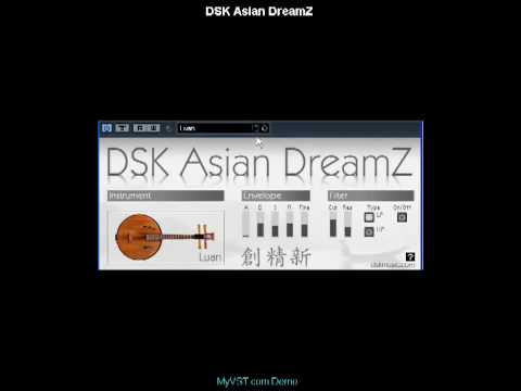 MyVST Demo - DSK Asian DreamZ