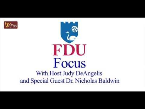 FDU Focus Nicholas Baldwin 11 1 2015