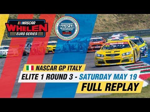 NASCAR GP ITALY 2018 - ELITE 1 Round 3