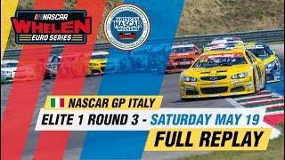 NASCAR GP ITALY 2018 - ELITE 1 Round 3 thumbnail