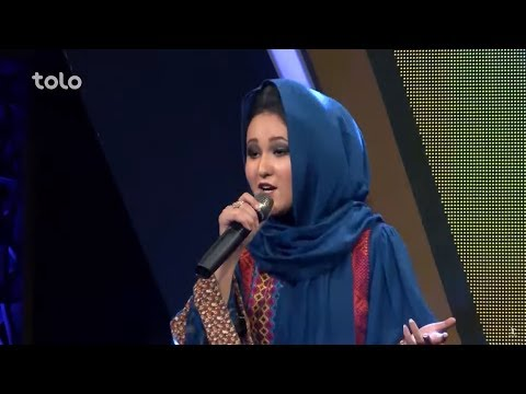 زهرا الهام - مرحله ۹ بهترین - سوی عکست دیده / Zahra Elham - Top 9 - Soye Aksat Deda