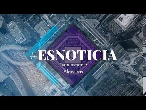 🎥 #ESNOTICIA Homenaje de Algeciras al agente de la Guardia Civil caído en acto de servicio