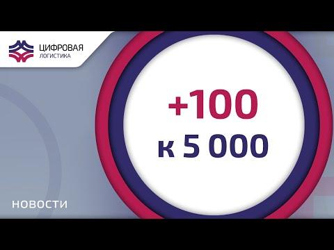 На ЭТП ГП - 100 новых пользователей, их число превысило  5 100 компаний (на 21.04.2020 г)