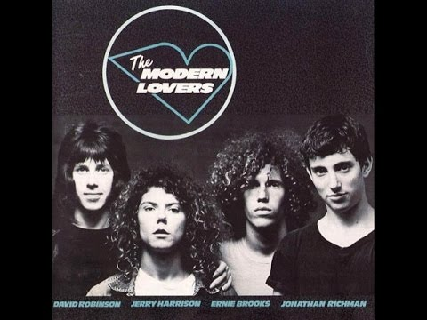 The Mordern Lovers -  Remastered Full Album + Bonus Tracks
