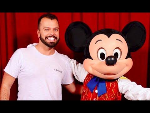 Brasileiro Mostra Como Fazer Um Bate E Volta à Disney