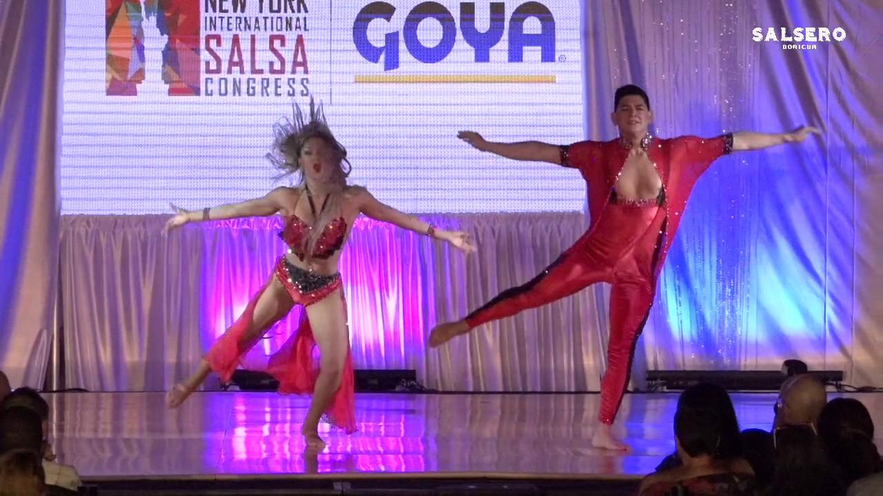 Karen & Ricardo, New York International Salsa Congress