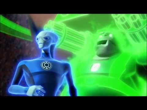 The First Blue Lantern