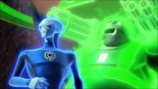 The First Blue Lantern