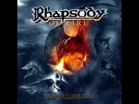 RHAPSODY OF FIRE - The Frozen Tears Of Angels (with lyrics)