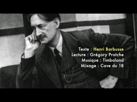 Henri Barbusse / Le couteau entre les dents (aux intellectuels) (#CaveDu18 #LecturesChoisies)