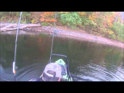 Quemahoning Reservoir  18 25 inch smallmouth