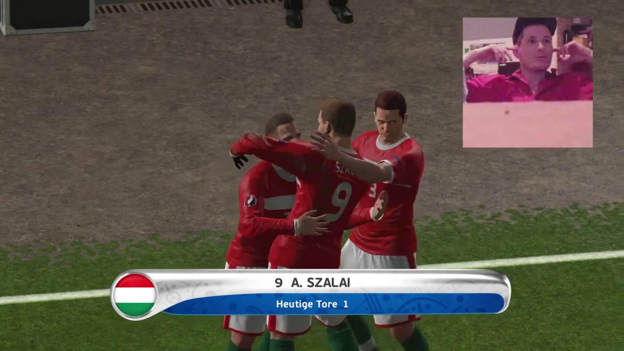 Ungarn Vs Portugal