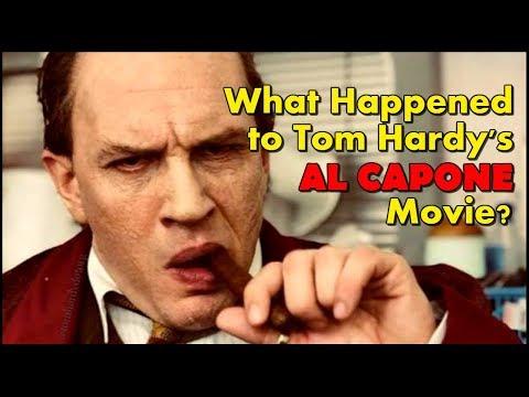 Fonzo | Where is Tom Hardy's Al Capone Movie?