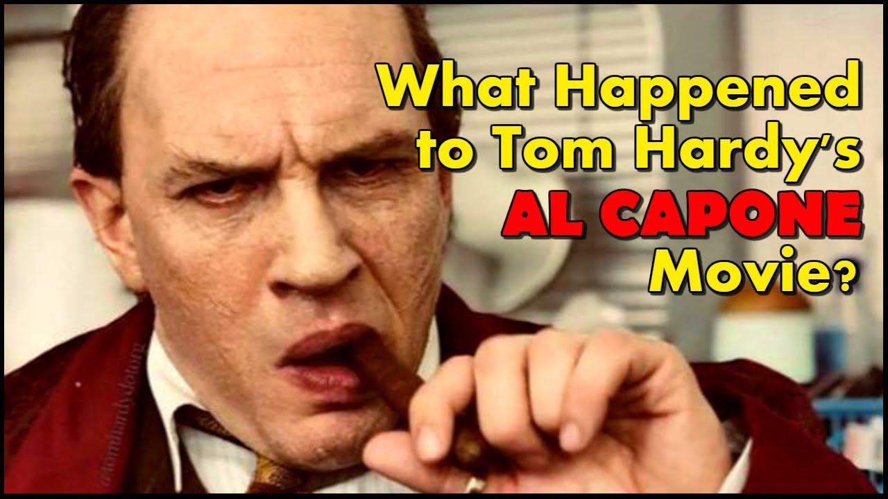 Download Fonzo | Where is Tom Hardy's Al Capone Movie?