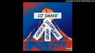 DJ Snake - Taki Taki (ft. Ozuna, Cardi B & Selena Gomez - BBC Clean Version)