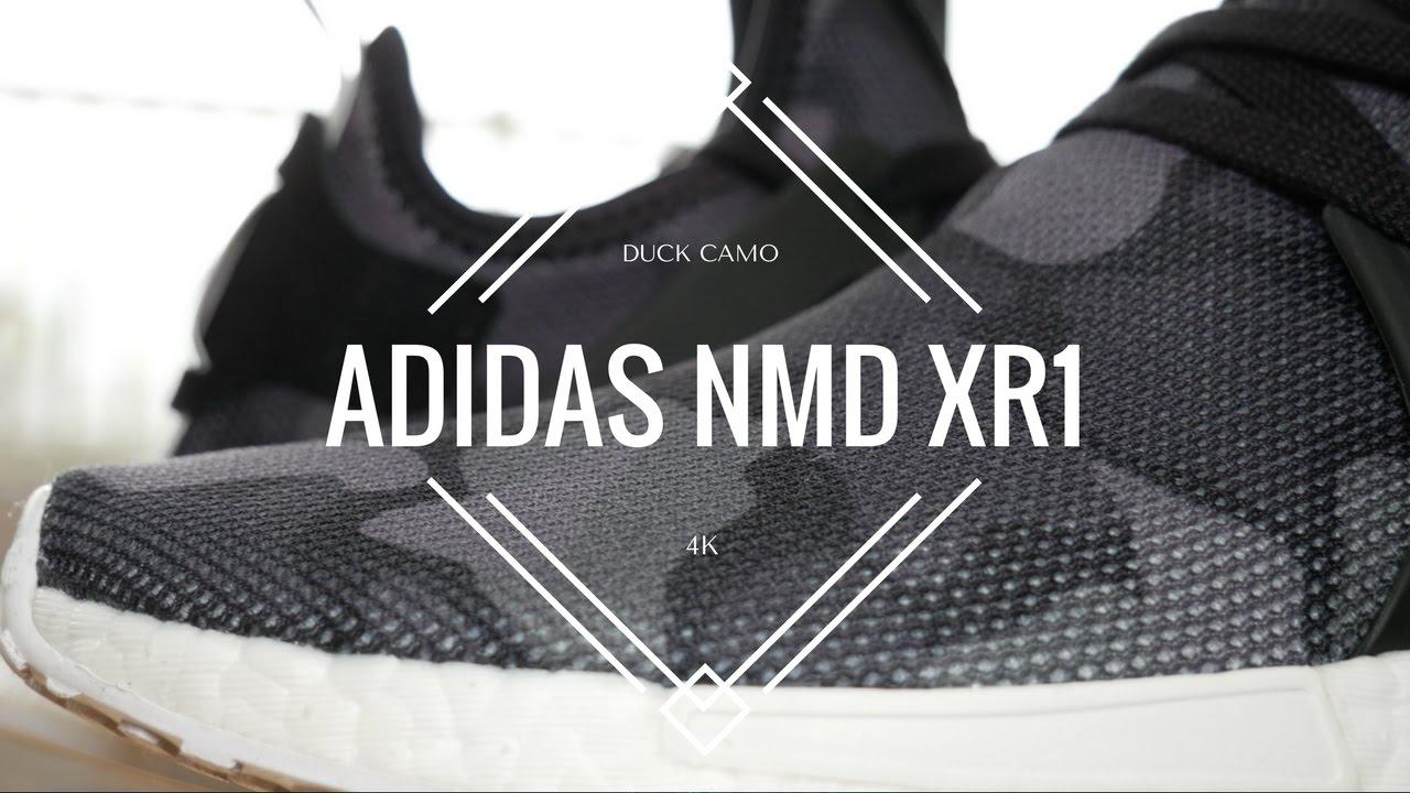 Adidas nmd_xr 1 camo ba 7231 10 - PACKER SHOES