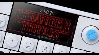Stranger Things theme + Remix Jam (OP-1 Teenage Engineering)