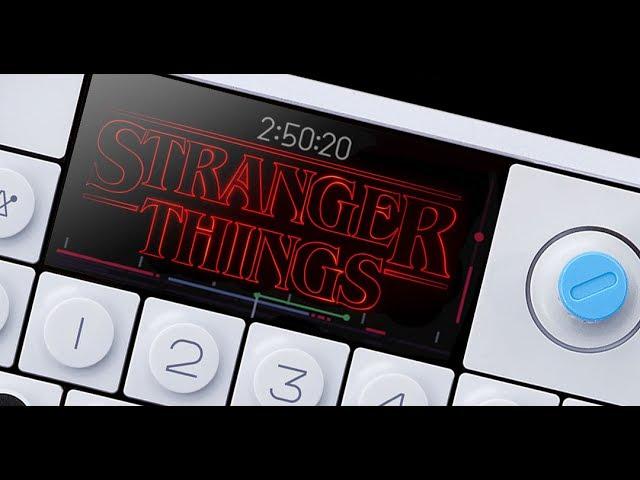 Stranger Things theme + Remix Jam (OP-1 Teenage Engineering) #1