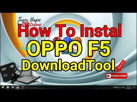 Firmware Oppo A71 Cph1717 F5 Cph1723 Cph1725