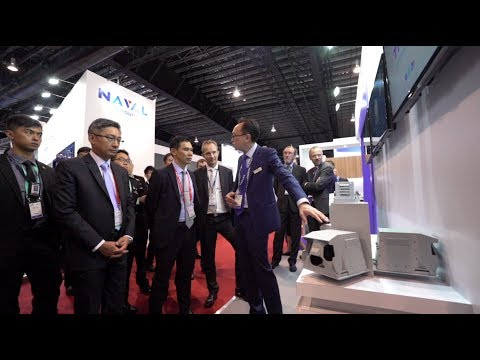 The Best of Thales at IMDEX Asia 2019