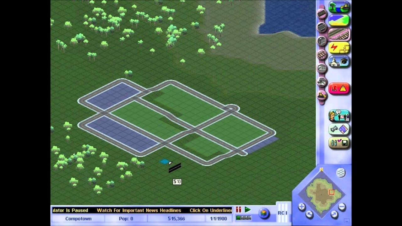 SimCity 3000 - Le Bottin des Jeux Linux