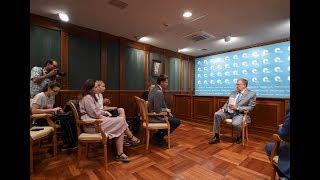 Алексей Кудрин представил стратегию развития Счетной палаты до 2024 года