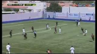 Marcos Llorente vs Barcelona - Copa de Campeones