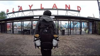 PLAYLAND (Hastings Park) - KENNY VLOGS EP15