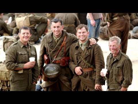 Atonement, Behind the Scenes - The Dunkirk Scene - August 2006