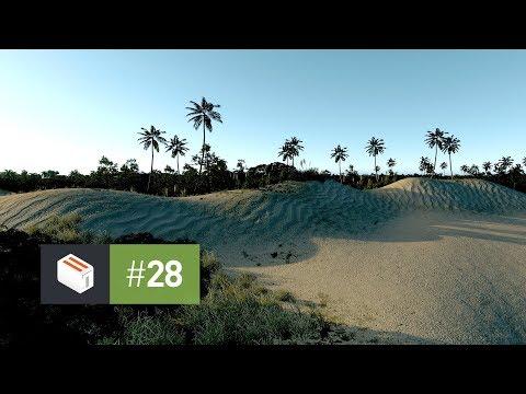 Cities Skylines: Seenu — EP 28 — Sand Dunes