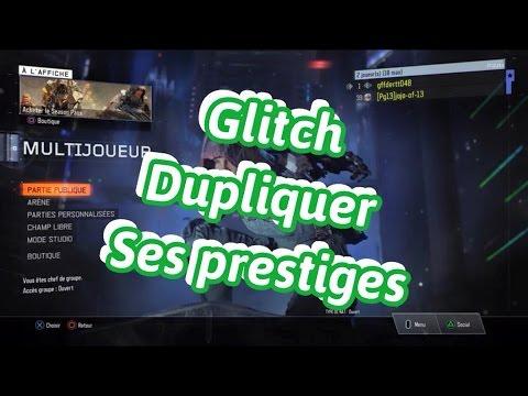 Glitch Bo3 Duplications Prestiges Emblmes Cartes De Visites En Multi Et Zombie