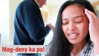 Filipina British Life in UK: Deny + Pag babago pakatapos ikasal