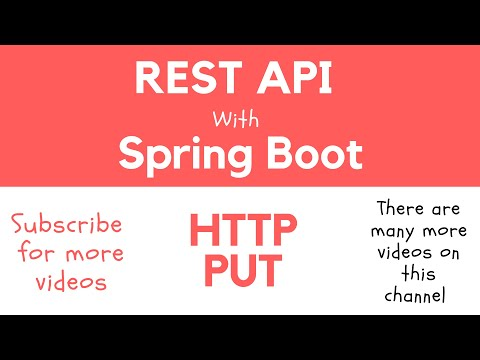 PutMapping Example in Spring MVC - Apps Developer Blog